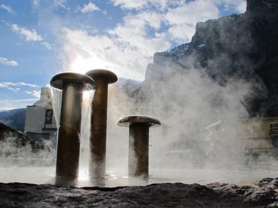 硫黄温泉 一酸化窒素