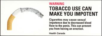タバコとインポテンツの関係