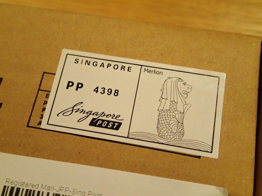 フロムシンガポール