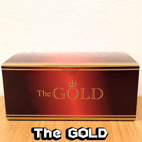 The GOLD写真